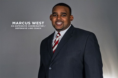 Austin Peay Football's Marcus West. (APSU Sports Information)