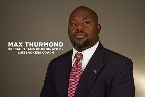 Austin Peay Football's Max Thurmond. (APSU Sports Information)
