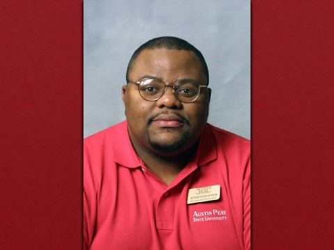 Kenneth Maddox named interim director of Austin Peay Wilbur N. Daniel African American Cultural Center
