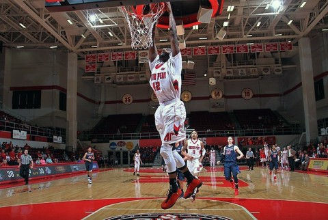 Austin Peay Men's Basketball beats Eastern Illinois Wednesday night for second Straight road win. (APSU Sports Information)