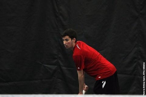 Austin Peay Men's Tennis. (APSU Sports Information)
