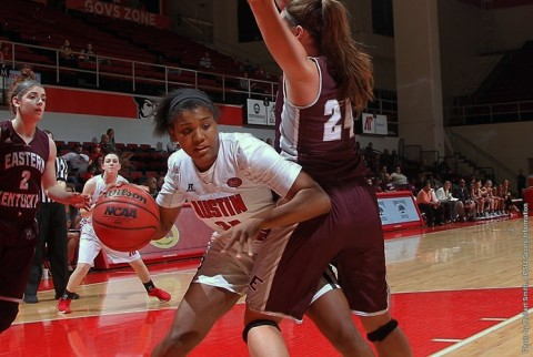 Austin Peay Women's Basketball fall 65-56 to Eastern Illinois Panthers Wednesday night. (APSU Sports Information)