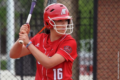 Austin Peay Softball drops a pair of games at Trojan Warrior Tournament, Saturday. (APSU Sports Information)
