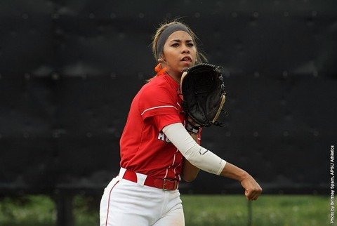 Austin Peay Softball wins first game of the season 15-12 against Gardner-Webb Friday. (APSU Sports Information)