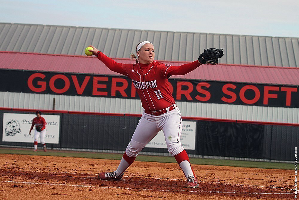 apsu lady govs softball to play in hilltopper classic this weekend clarksville tn online clarksville online
