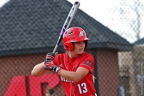 Austin Peay Softball loses to Western Kentucky, 5-0, and Murray State, 10-5, Saturday at Hilltopper Classic. (APSU Sports Information)