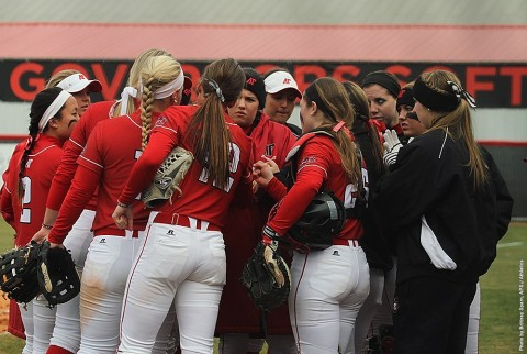 Austin Peay Softball heads to Alabama to play in the Trojan Warrior Tournament this weekend. (APSU Sports Information)