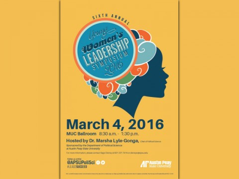 Sixth Annual Young Women's Leadership Symposium