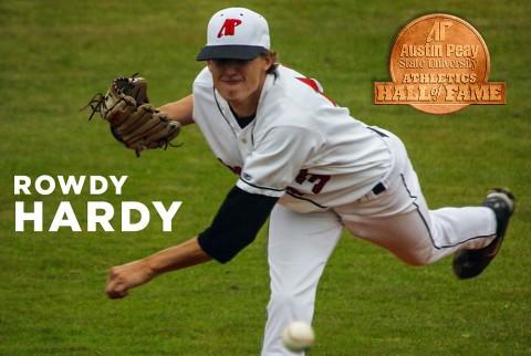 Rowdy Hardy. (APSU Sports Information)