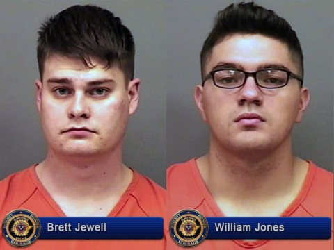 Brett Jewell and William Jones arrested for impersonating police officers.