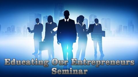 Clarksville Area Chamber of Commerce Educating Our Entrepreneurs seminar