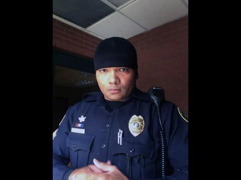 Clarksville Police Sergeant Johnny Ferguson. (CPD)