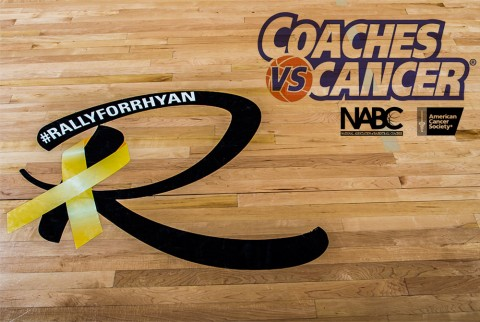 "Coaches vs. Cancer ""Rally for Rhyan Game"""