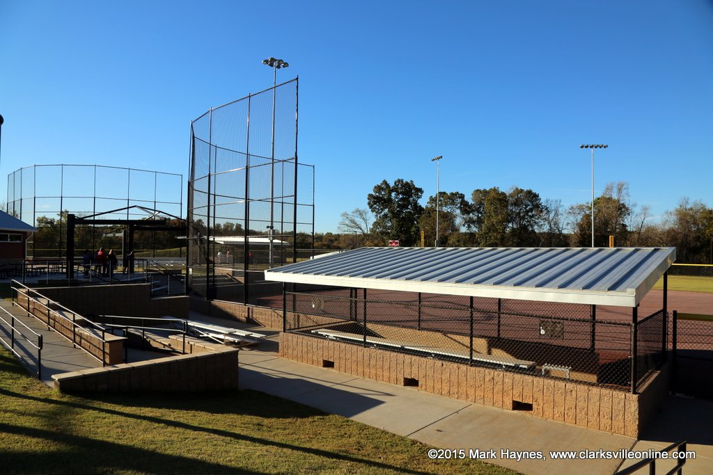 Montgomery Central Little League games will be held at the new RichEllen Park.