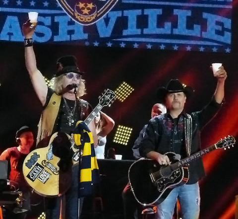 Country duo Big & Rich. (Rich Lynch)