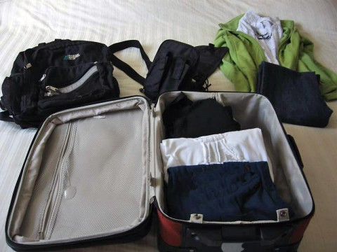 You can forget and leave a lot of things behind when packing in a hurry.