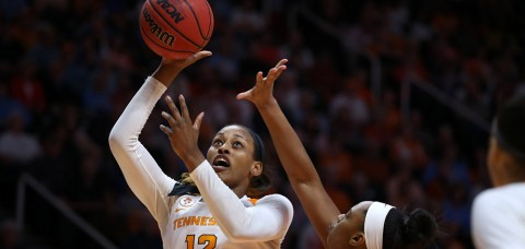 Tennessee Women's Basketball sends out its seniors with an 80-60 win over Georgia in the regular season finale. (UT Athletics Department)