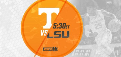 Tennessee Vols go after their fourth straight home win Saturday night against the Tigers. (UT Athletics Department)