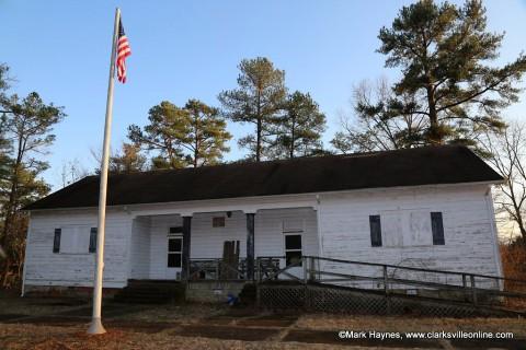 Union Community Center in Palmyra Tennessee