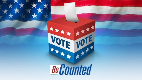 Vote Be Counted