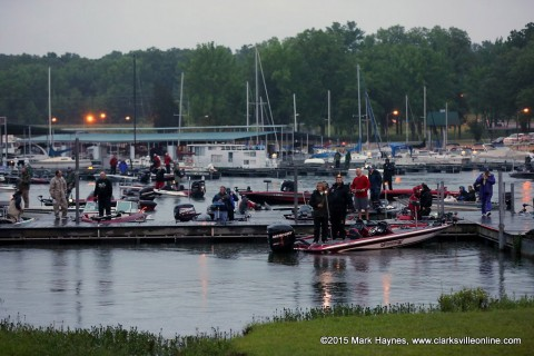 Austin Peay Governors Bass Tournament