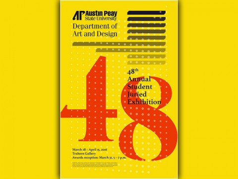 48th annual Juried Student Exhibition
