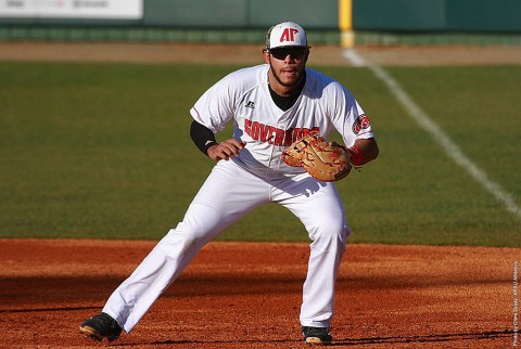 Austin Peay Baseball plays three game series at Mercer this weekend. (APSU Sports Information)