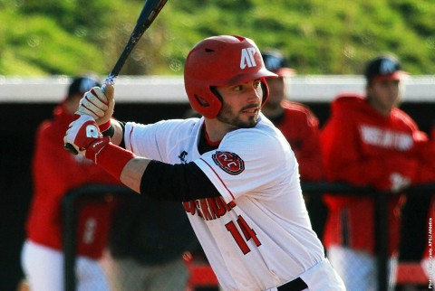 Austin Peay Men's Baseball takes on Northern Illinois Wednesday at Raymond C. Hand Park. (APSU Sports Information)