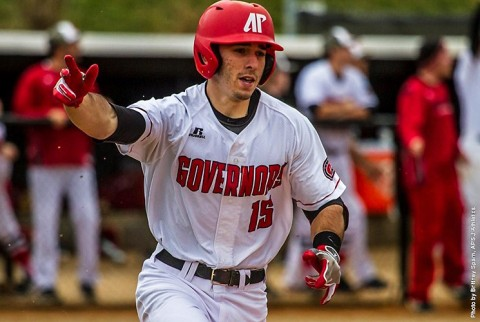 Austin Peay Governors Baseball to play Vanderbilt Commodores in Nashville, April 26th. (APSU Sports Information)
