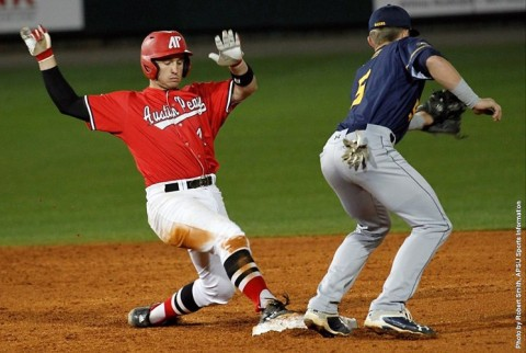 Austin Peay Baseball gets OVC win over Murray State Thursday night. (APSU Sports Information)