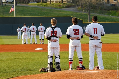 Austin Peay Baseball travels to Carbondale, IL to take on the Southern Illinois Salukis, Tuesday. (APSU Sports Information)