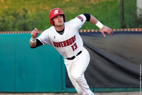 Austin Peay Baseball heads to Cookeville to face the Tennessee Tech Golden Eagles this weekend. (APSU Sports Information)