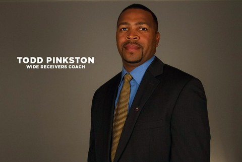 APSU Football's Todd Pinkston
