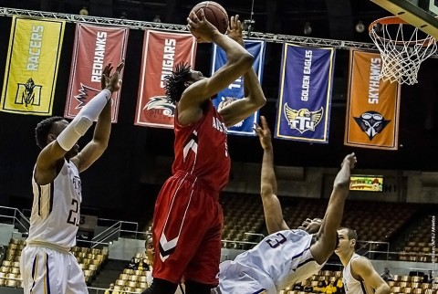 Austin Peay's Chris Horton scores 37 points to power Governors past Tennessee Tech, 92-72. (APSU Sports Information)