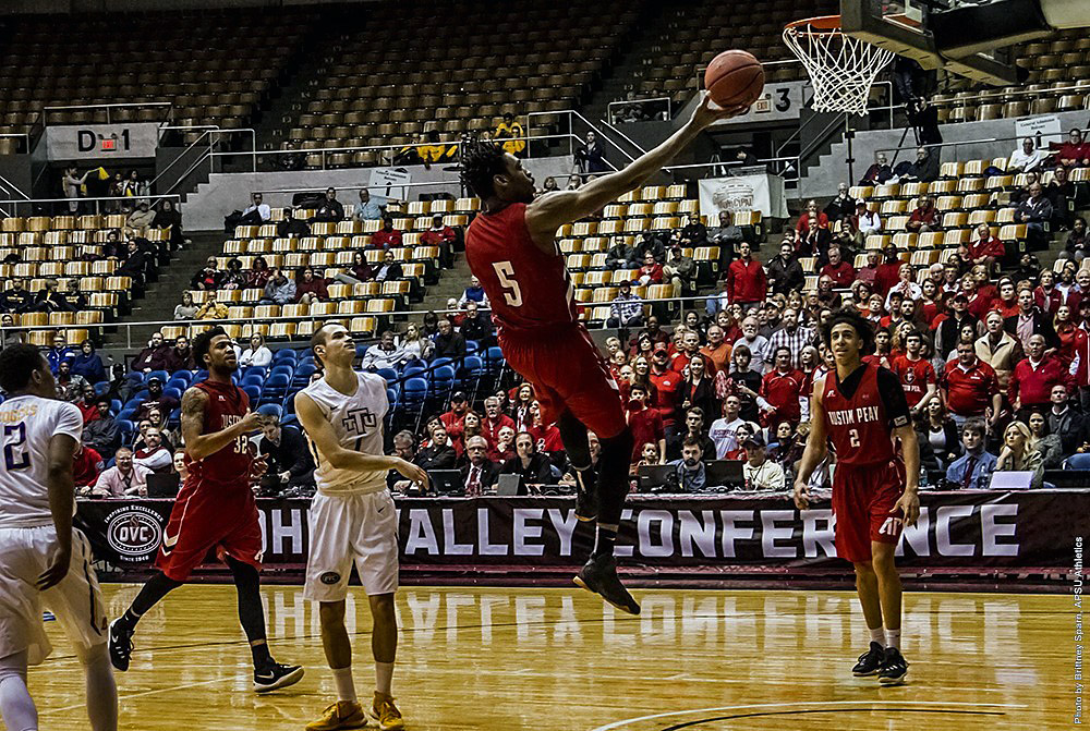 APSU Governors Basketball takes on Tennessee State in OVC ...