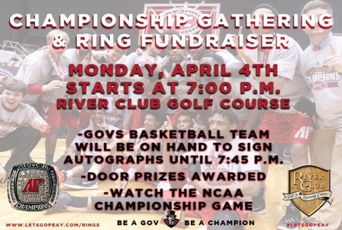APSU Basketball championship gathering, ring fundraiser set for Monday