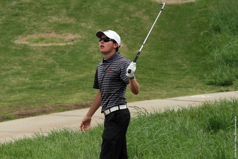 Austin Peay Men's Golf improves on final day of Bobby Nichols Intercollegiate to place third. (APSU Sports Information)