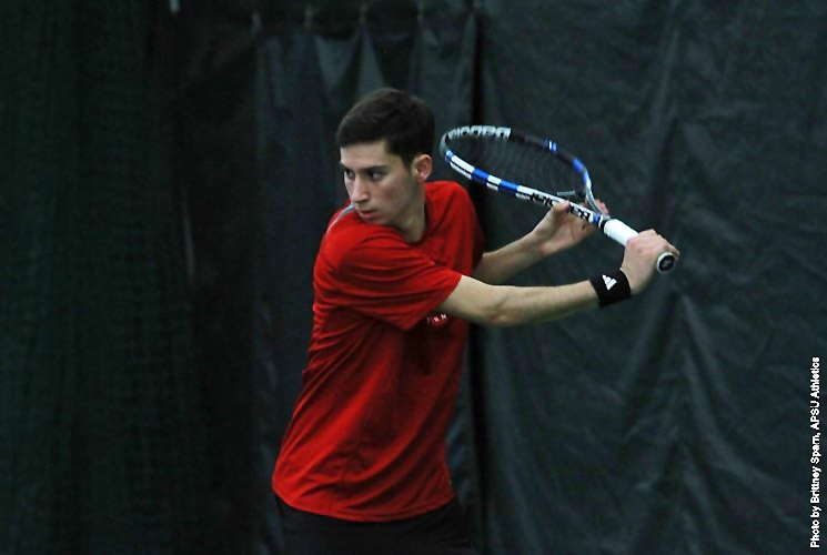 Austin Peay Men's Tennis travels to Eastern Kentucky and Morehead State, Friday and Saturday. (APSU Sports Information)