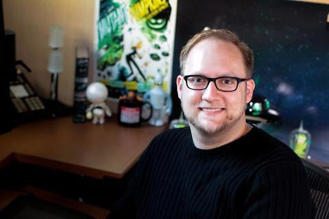 APSU professor Scott Raymond.