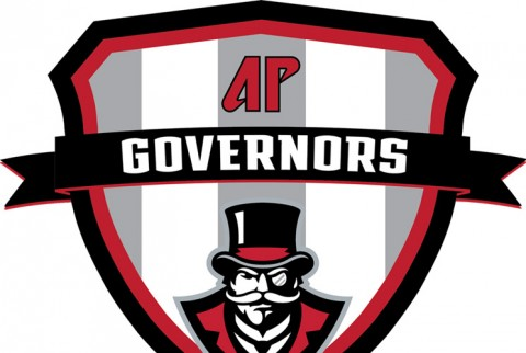APSU Soccer Crest