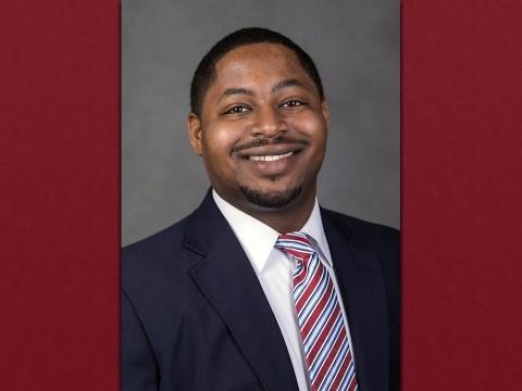 APSU's Highland Crest campus coordinator Vincent Wilson.
