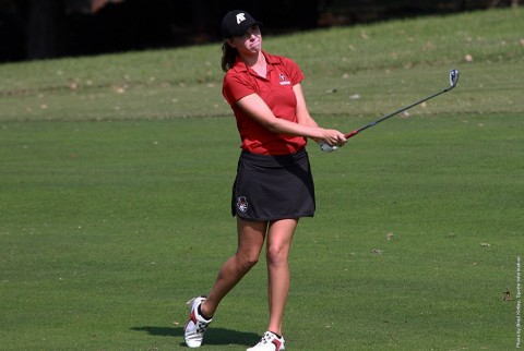 Austin Peay Women's Golf gets fifth place finish at Bobby Nichols Intercollegiate Tuesday. (APSU Sports Information)