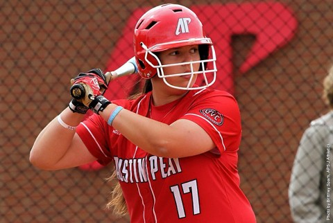 Austin Peay Softball loses to Western Carolina, Jacksonville at Georgia Softball Classic Friday. (APSU Sports Information)