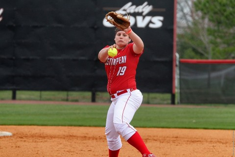Austin Peay Softball completes homestand Wednesday with Middle Tennessee Blue Raidiers. (APSU Sports Information)