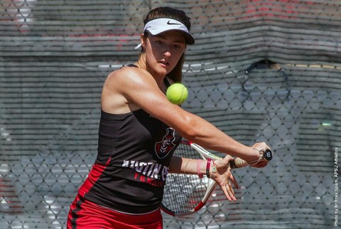 APSU Women's Tennis faces Eastern Kentucky, Morehead State on the road this weekend to start OVC play. (APSU Sports Information)