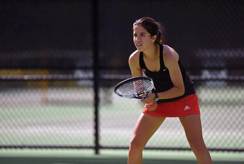 Austin Peay Women's Tennis falls at Eastern Kentucky, 4-2. (APSU Sports Information)