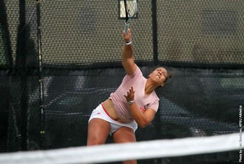 APSU Lady Govs Tennis. (APSU Sports Information)