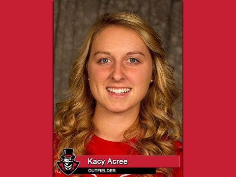APSU's Kacy Acree