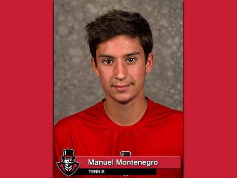 APSU's Manuel Montenegro