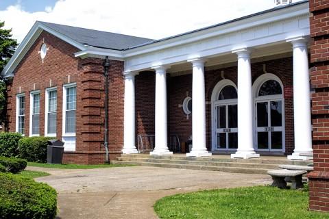 Austin Peay State University's Memorial Health Building - Red Barn. (APSU)